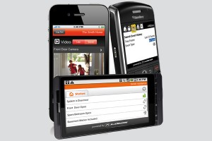 Interactive Security, Video Surveillance and Monitoring from your smartphone