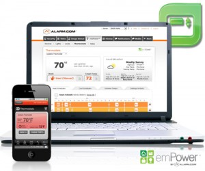 emPower provides energy management and home automation