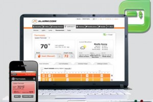 Energy Management as a benefit of Home and Business Security Systems from Hyperion