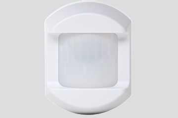 Passive Infrared Motion Detector for Security Systems